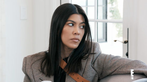 Kourtney Kardashian Is Disappointed Khloe Kardashian Didn T Pick Her To Be True Thompson S Legal Guardian