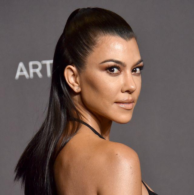 kourtney kardashian, en una foto de archivo