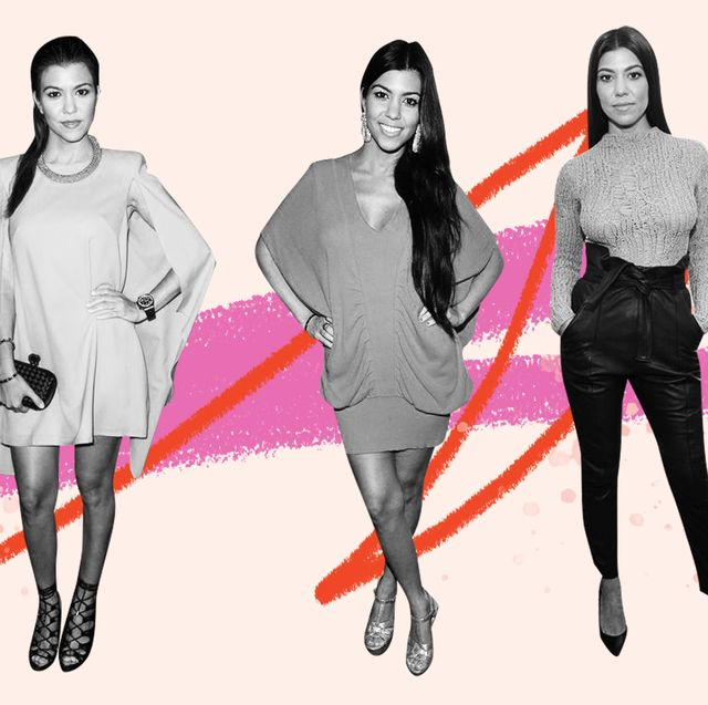 a0357b01d84146 59 Photos That Show Kourtney Kardashian's Amazing Transformation Through  the Years