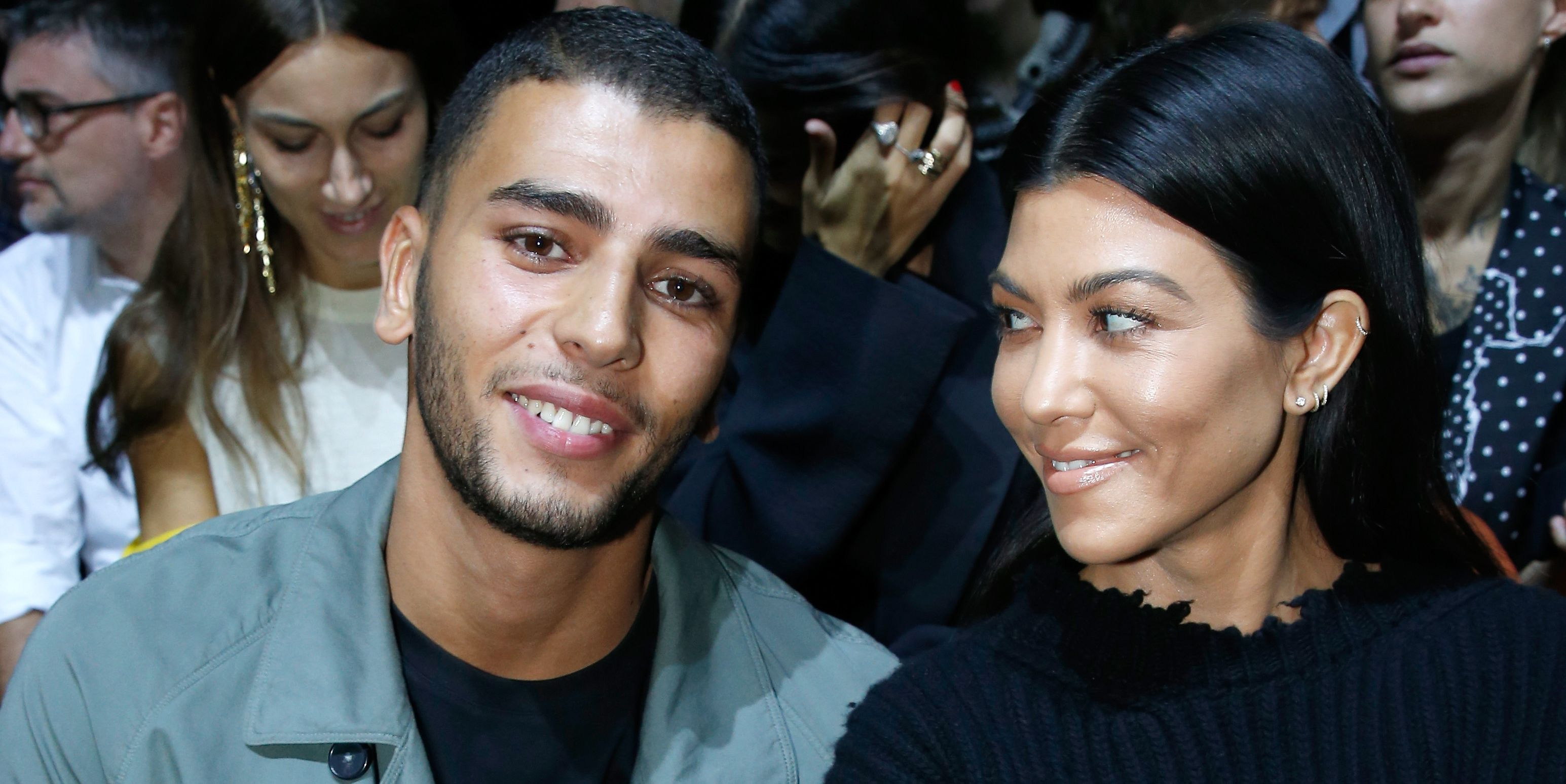 Kourtney Kardashian And Younes Bendjima S Relationship Timeline