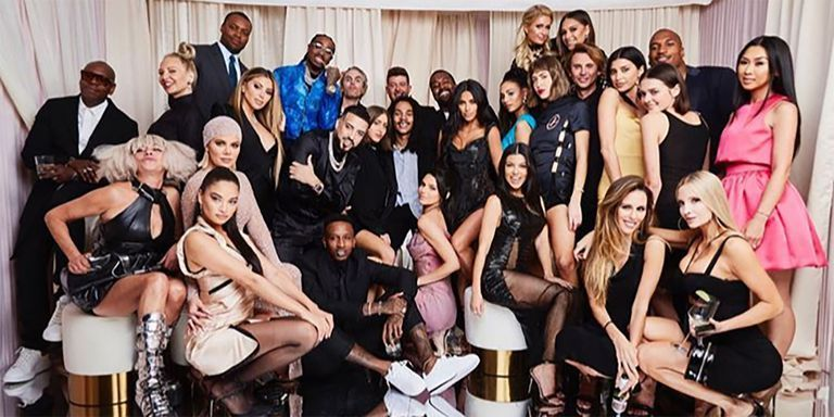 Another extravagant Kardashian-Jenner party.