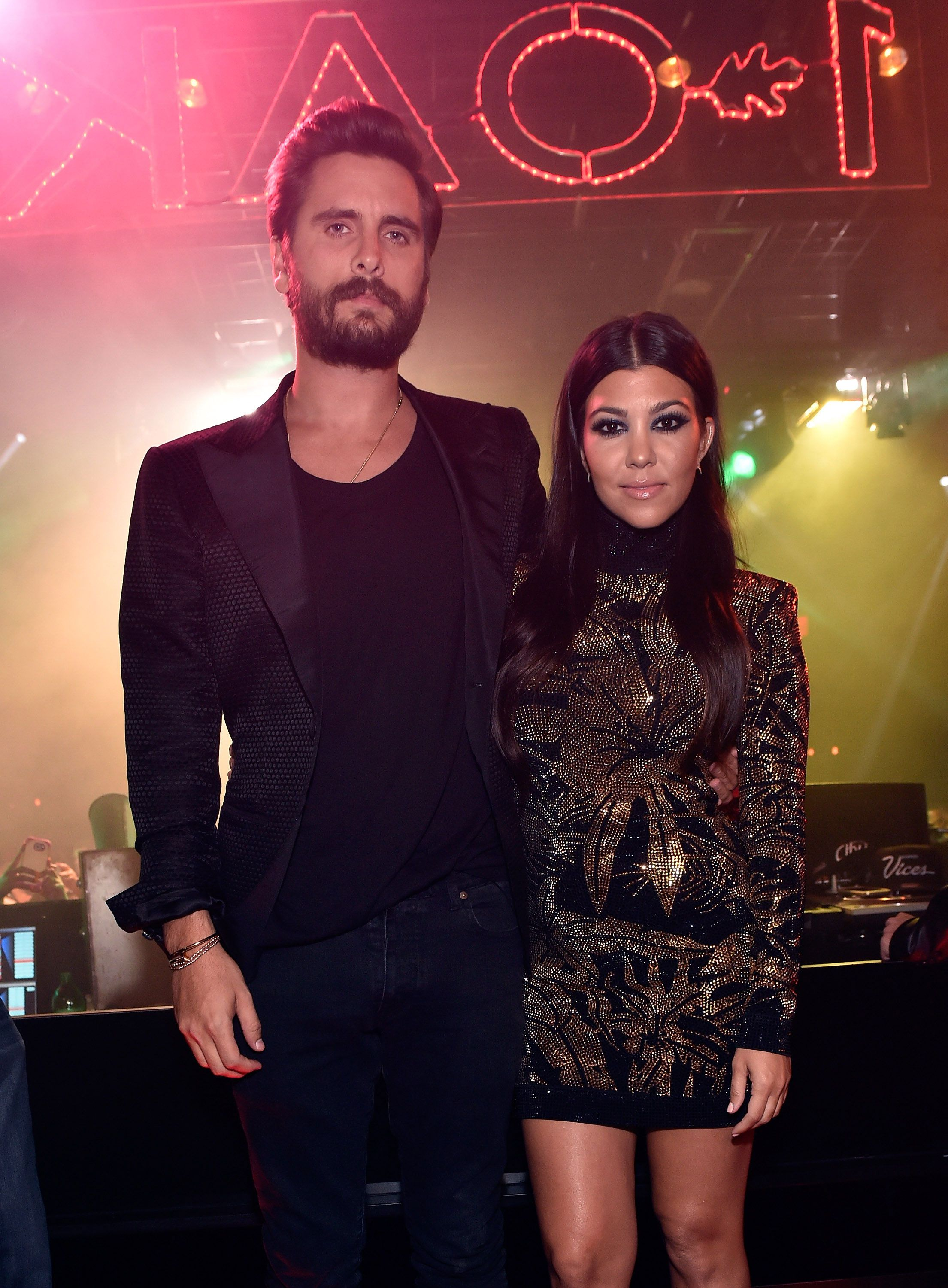 Love Is Real: Kourtney Kardashian and Scott Disick Are Back Together