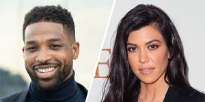 Kourtney Kardashian's savage comment to Tristan Thompson while he was holding True for the first time