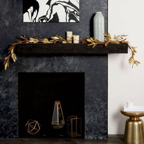 Room, Wall, Furniture, Interior design, Hearth, Material property, Table, Fireplace, Floor, Wallpaper,