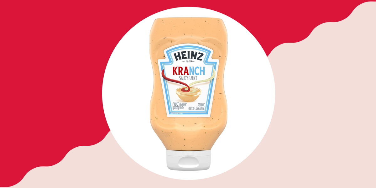 Heinz Releases New 'Kranch' Sauce That Is Keto-Friendly