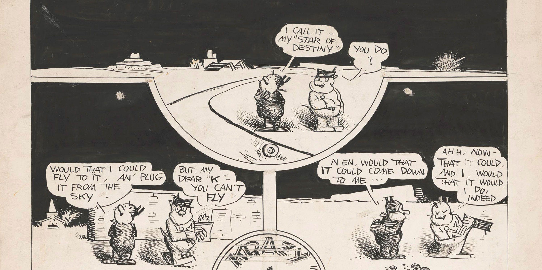 Krazy Kat comic
