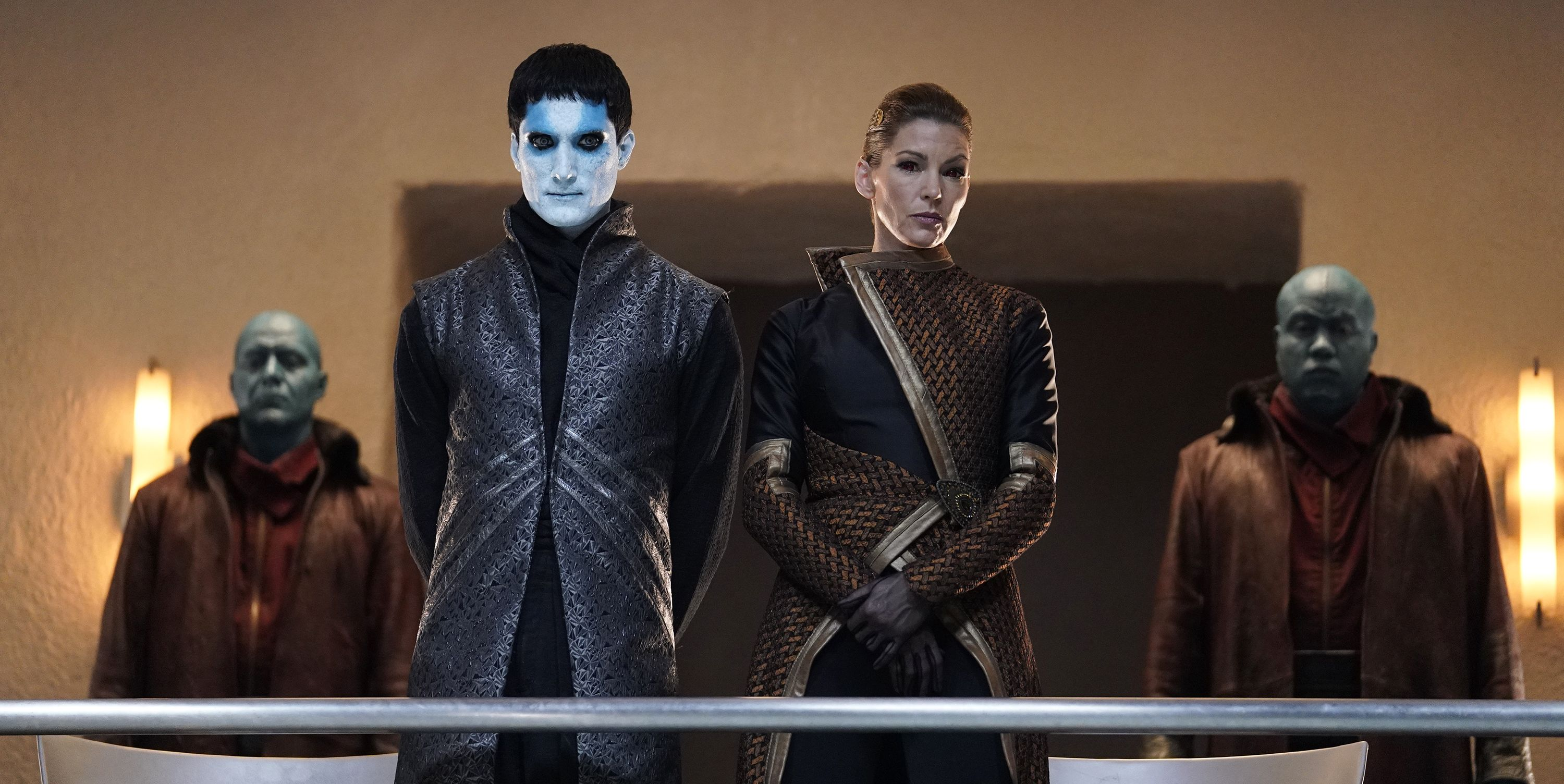The Kree in Agents of SHIELD