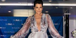 Kris Jenner staget ruzie kim en kourtney kardashian, KUWTK