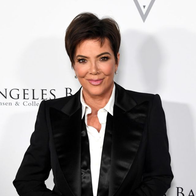 which daughter did kris jenner say was the 'hardest' to work with
