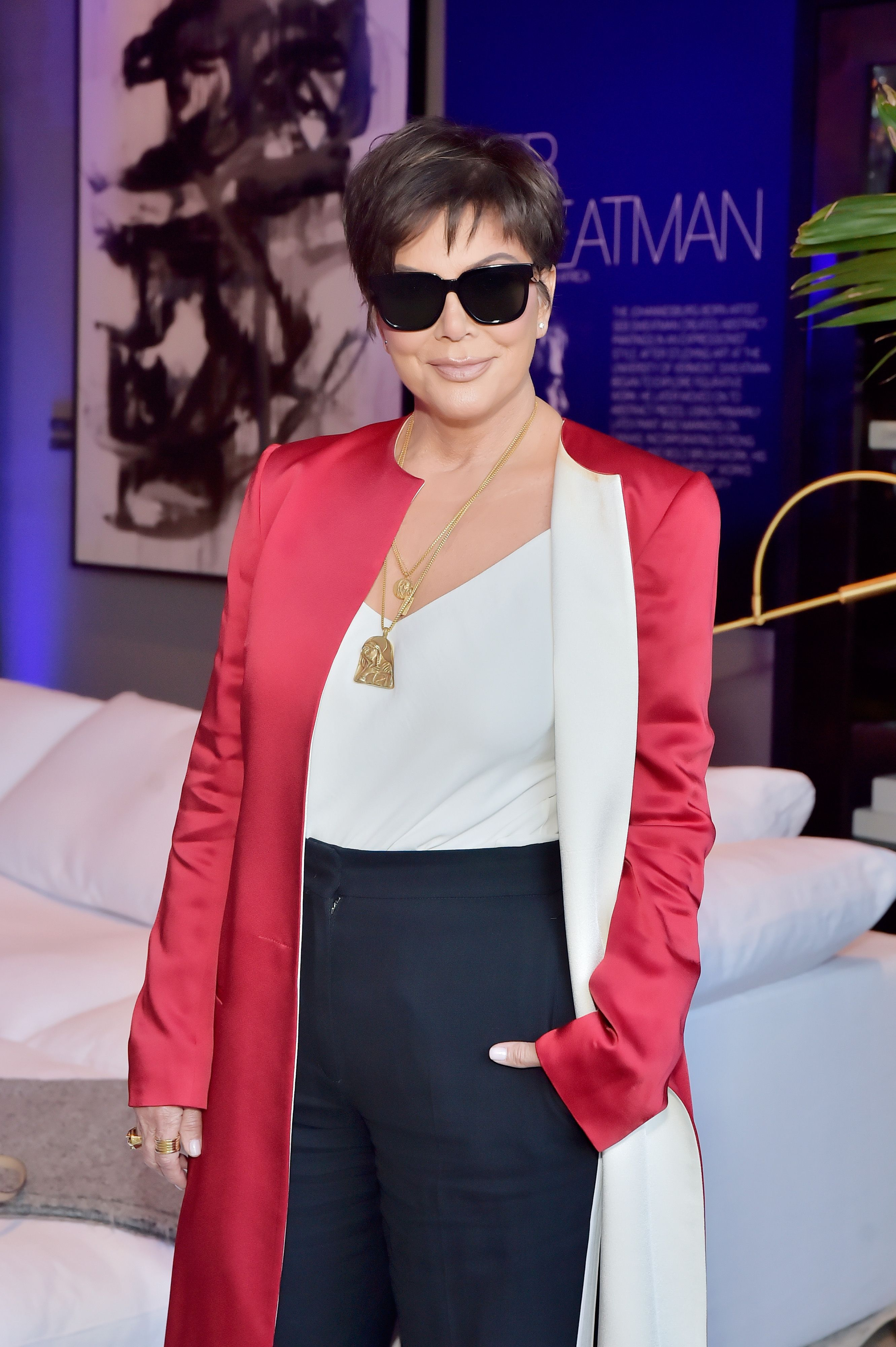 Kris Jenner Opens Up About How She Dealt With The Tristan Thompson/Jordyn Woods Scandal