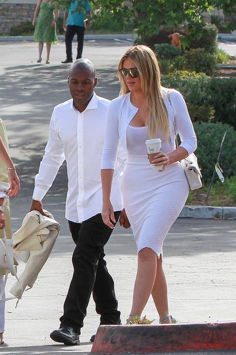 Celebrity Sightings In Los Angeles - April 05, 2015