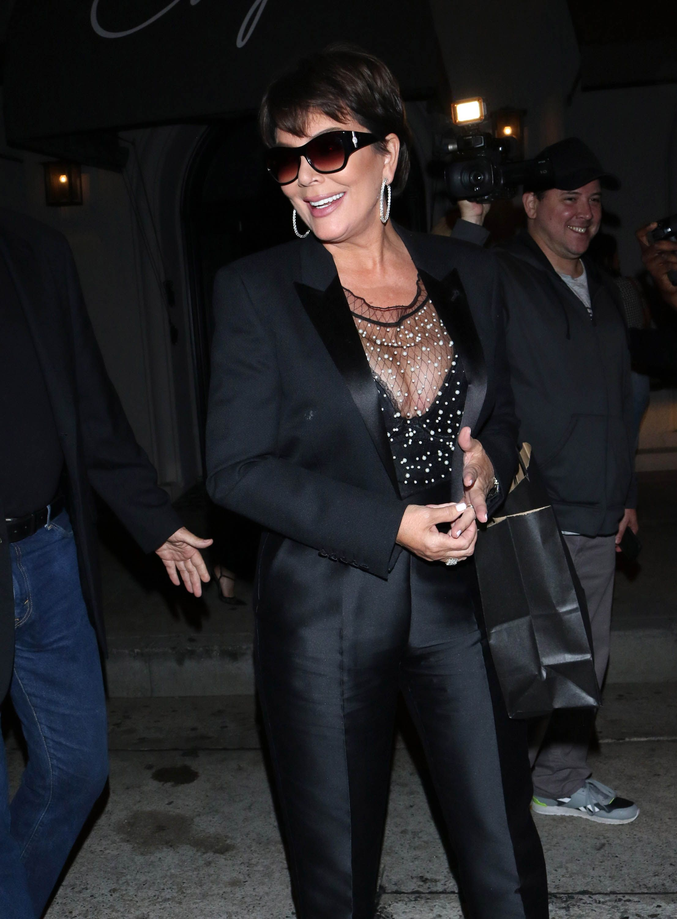 Kris Jenner Has A Playlist Just For Wine-Drinking