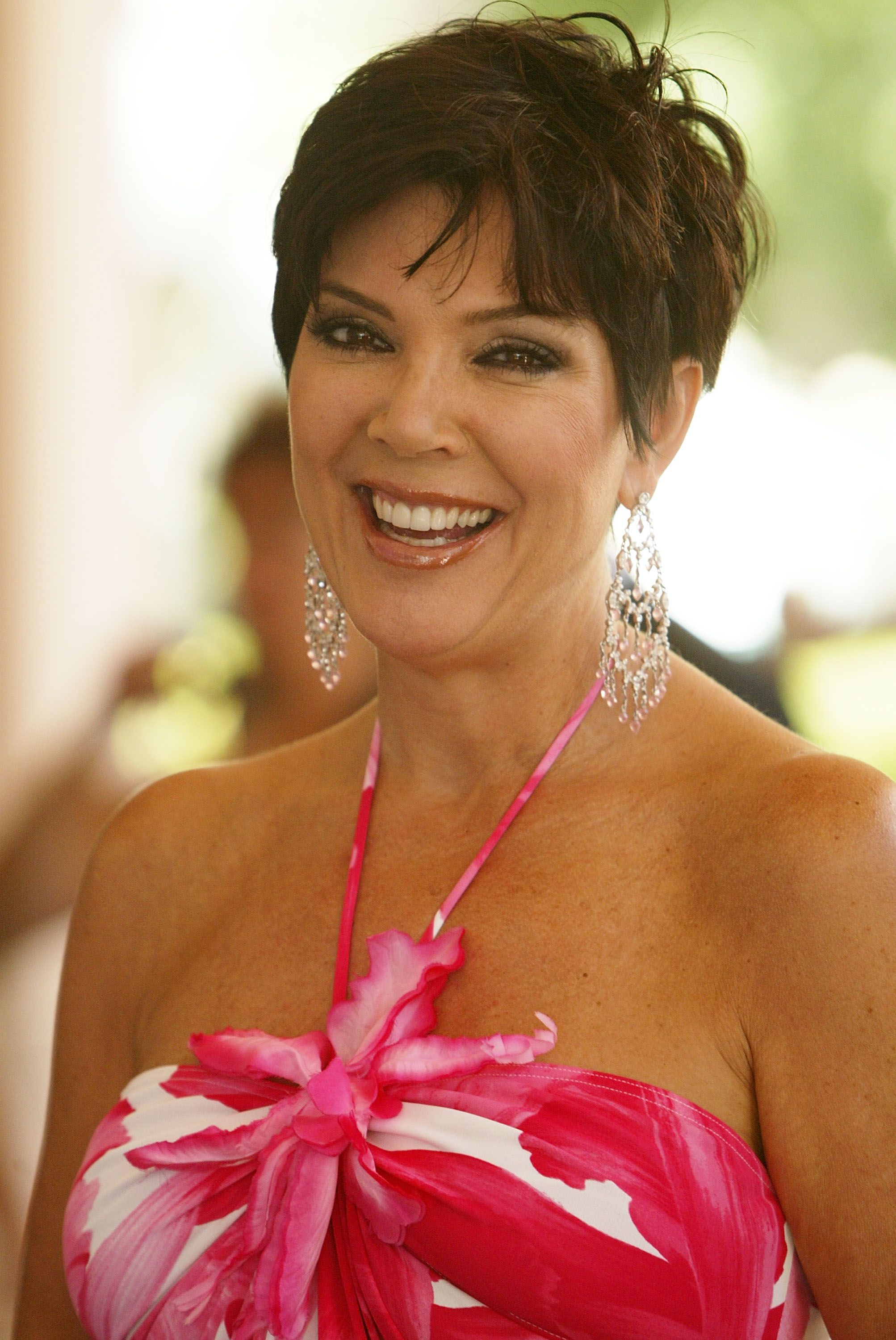 Fine Kris Jenner Through The Years 40 Photos Showing Kris Jenners Natural Hairstyles Runnerswayorg