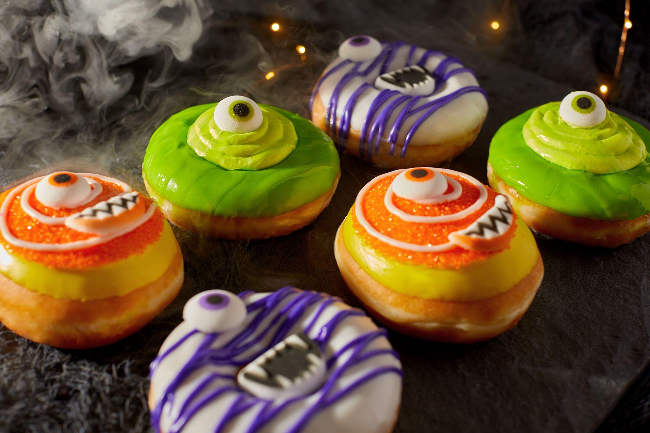 Krispy Kreme Halloween Donuts 2020 Krispy Kreme Has New Halloween Themed Doughnuts