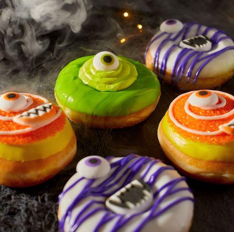 krispy kreme halloween doughnuts