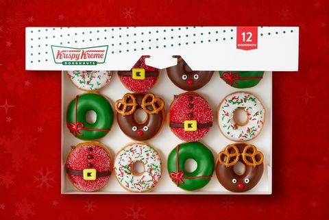 Christmas ornament, Food, Holiday, Snack,
