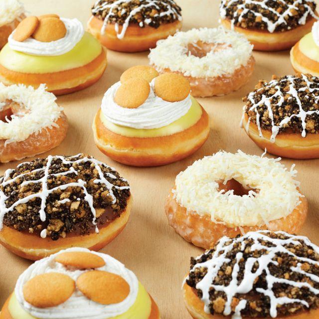 krispy kreme dessert donuts
