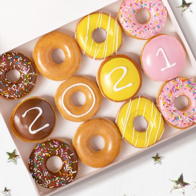 krispy kreme 2021 graduate dozen donuts