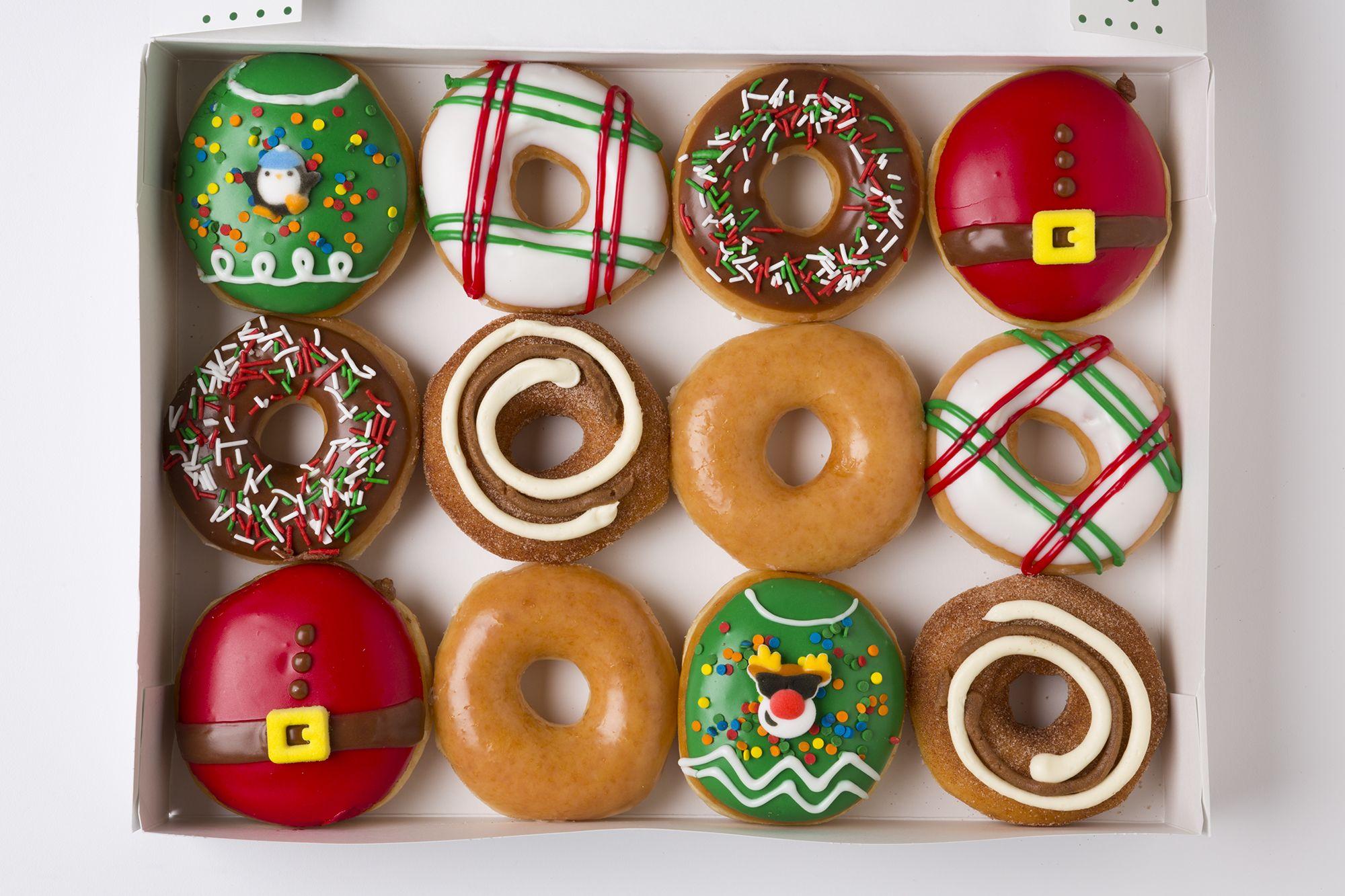 Krispy Kreme Calendar.Krispy Kreme Is Selling A Dozen Donuts For 1 Next Week Krispy