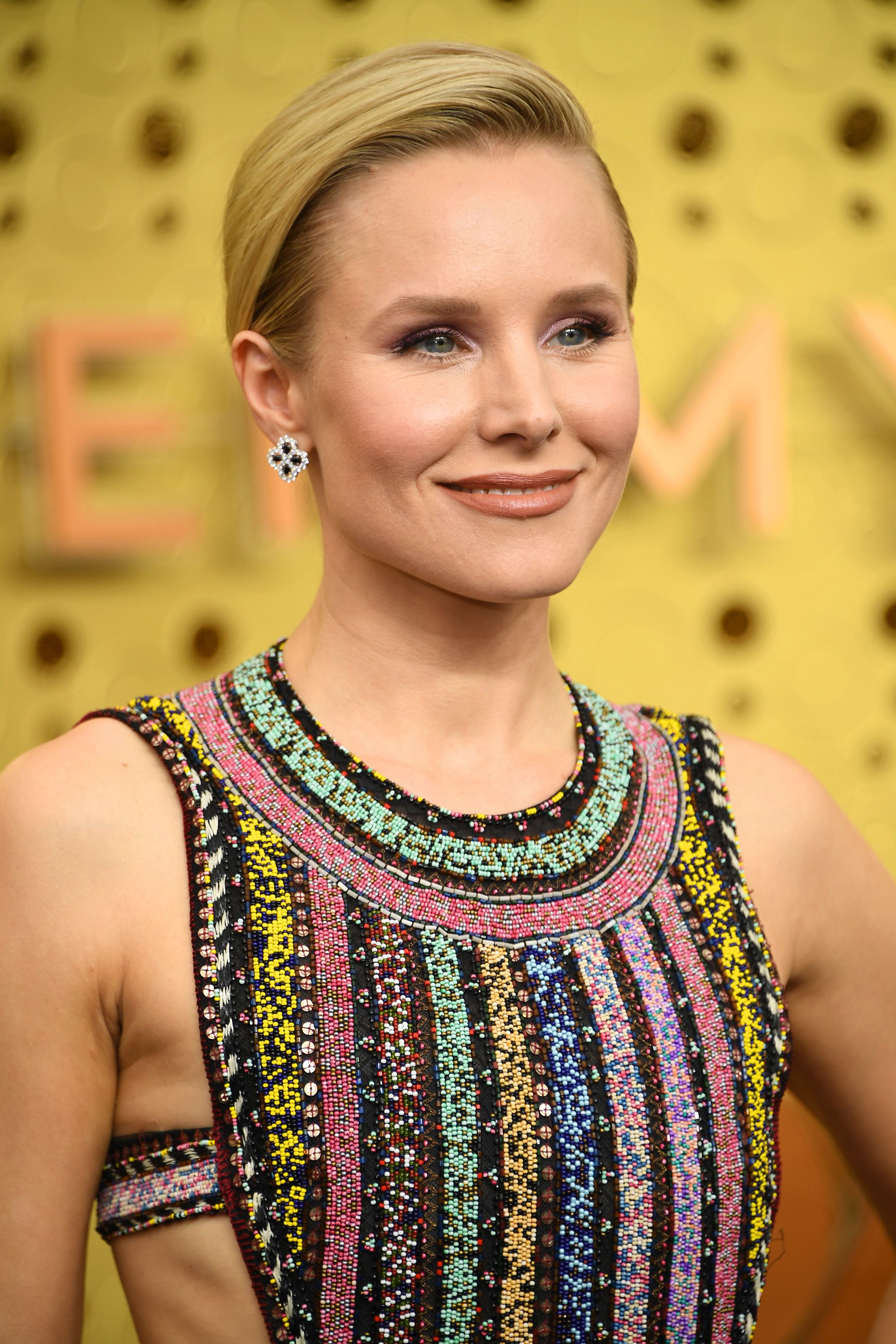 Kristen Bell Said She Loves Bagels And Au Gratin Potatoes And Just All Carbs, Really