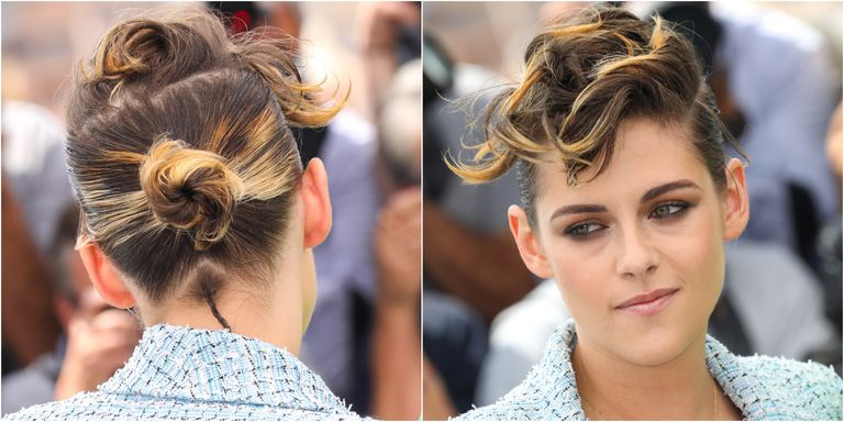 Rat Tail Hair Style: Kristen Stewart Just Showed Us How To Make The Rat Tail