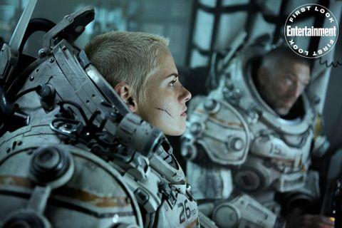 Underwater Tráiler y Primeras Imágenes con Kristen Stewart