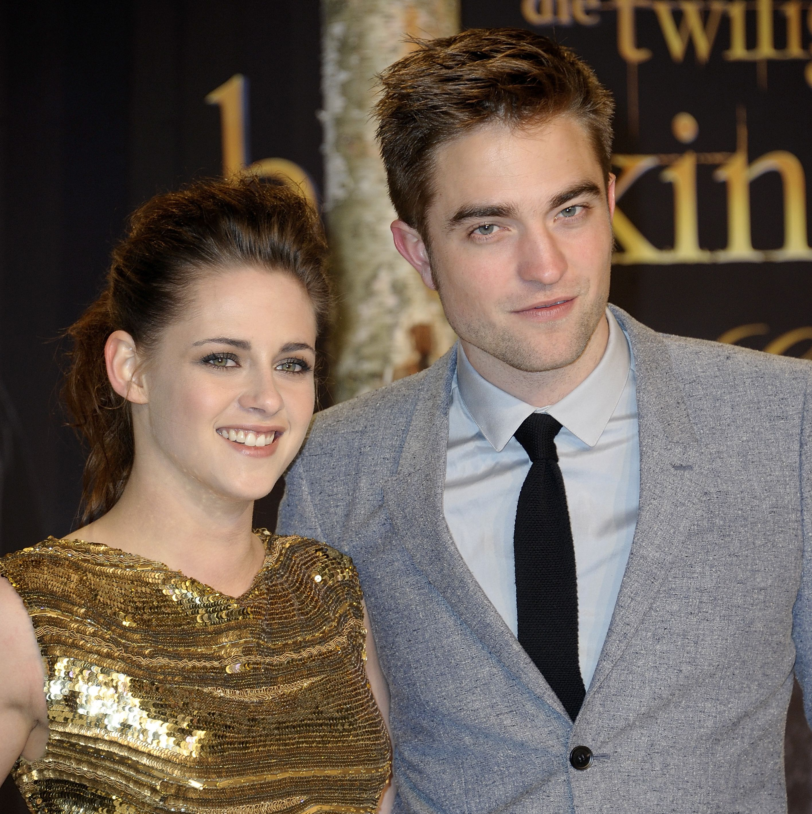 Kristen Stewart and Robert Pattinson Teenyboppers everywhere freaked out when these two—who costarred in the Twilight series—got together. But they broke up after three years together when Kristen was photographed by paparazzi kissing married director Rupert Sanders.