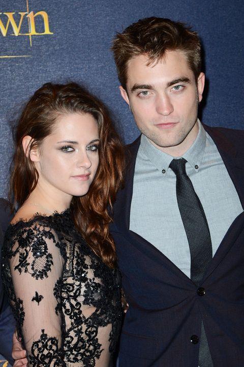 The Twilight Saga: Breaking Dawn Part 2 - UK Premiere - Inside Arrivals