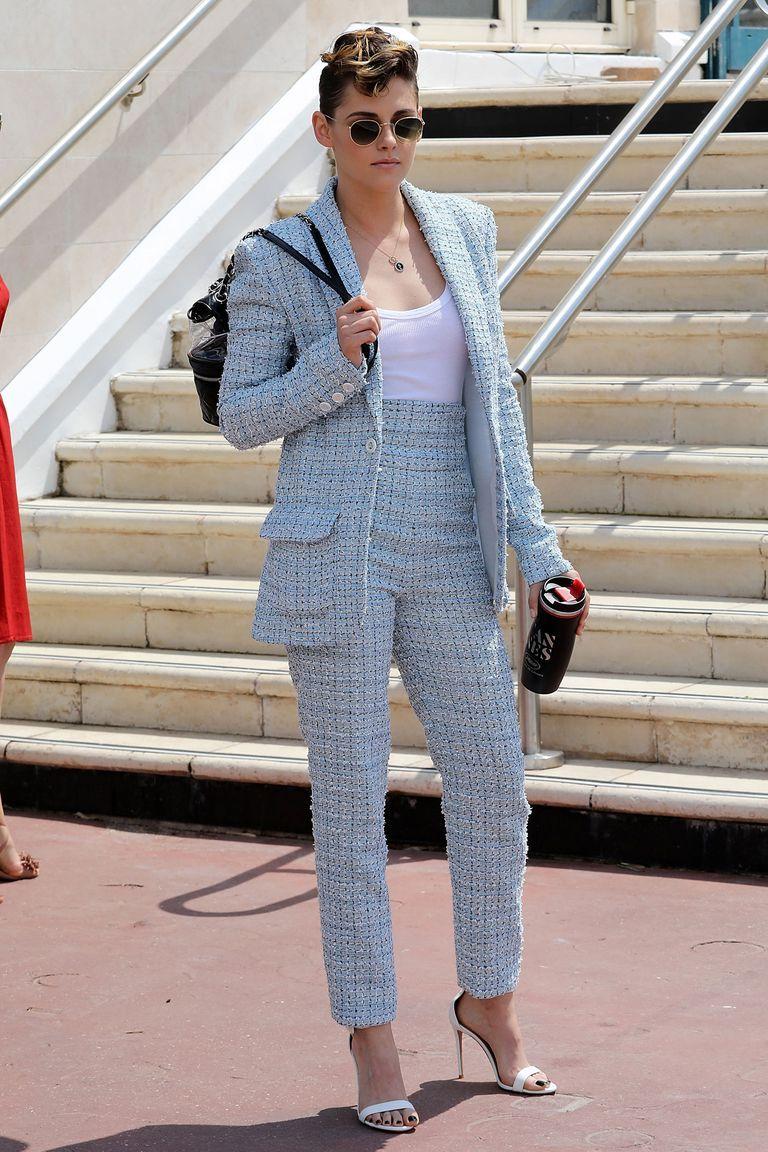 Kristen Stewart at the Cannes Film Festival