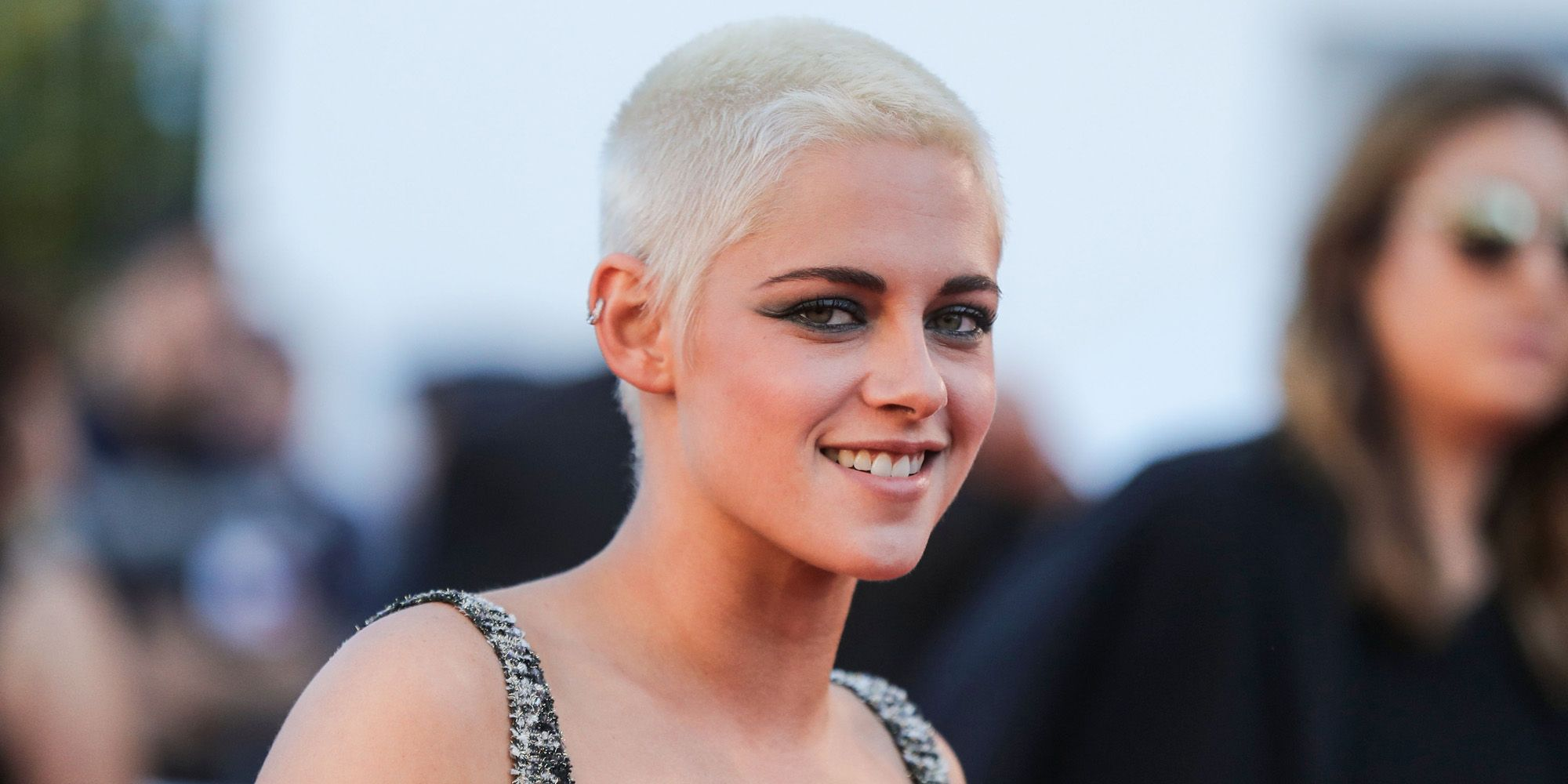 Kristen Stewart Wore a Perfectly Unique Dress on the Cannes Red Carpet