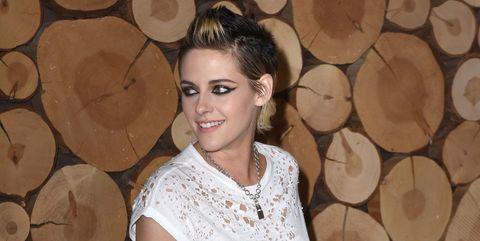 Kristen Stewart's new hair