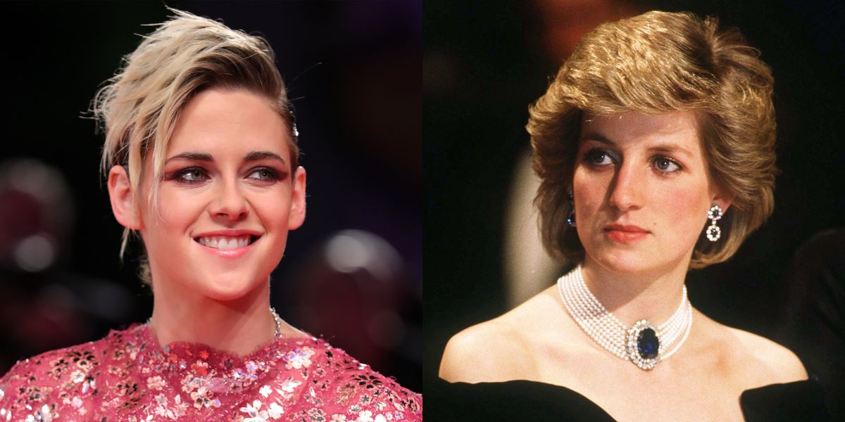 """Kristen Stewart Says She Feels """"Protective"""" of Princess Diana Now That's She's Playing the Late Royal"""