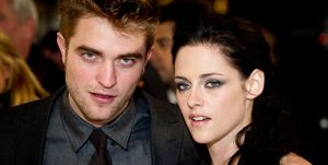 Twilight stars Kristen Stewart and Rob Pattinson together