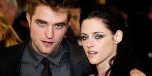 Robert Pattinson y Kristen Stewart, en una foto de archivo.