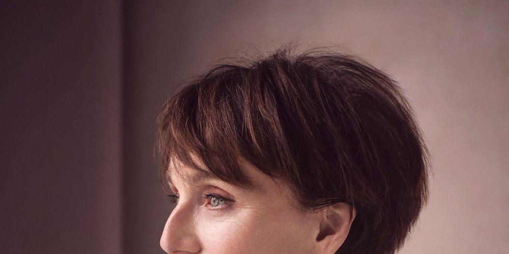 Kristin Scott Thomas for Harper's Bazaar December 2018 issue