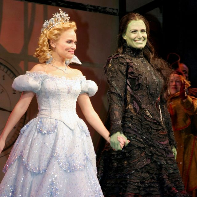 """opening night of """"wicked"""" on broadway"""