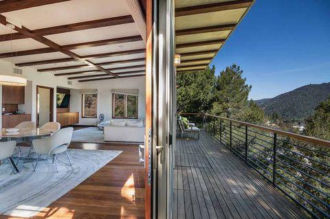 Property, Deck, Home, House, Building, Real estate, Architecture, Interior design, Room, Estate,