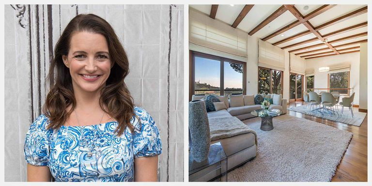Sex and the City Star Kristin Davis's Los Angeles Home is for Sale