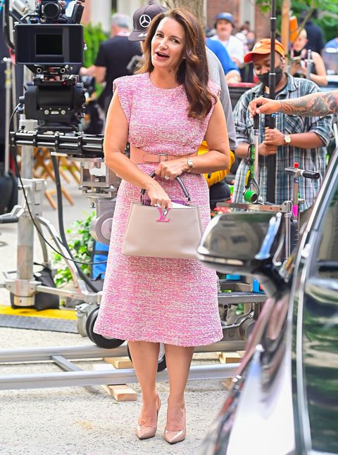 celebrity sightings in new york city august 09, 2021