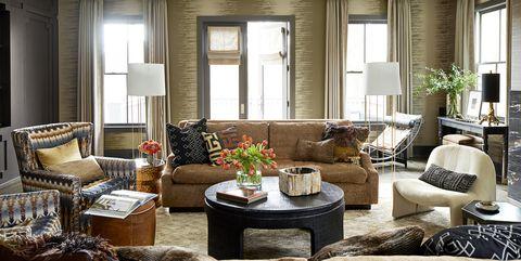 kristin kong living room