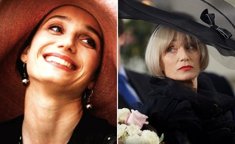 One Red Nose Day and a Wedding, Kristin Scott Thomas