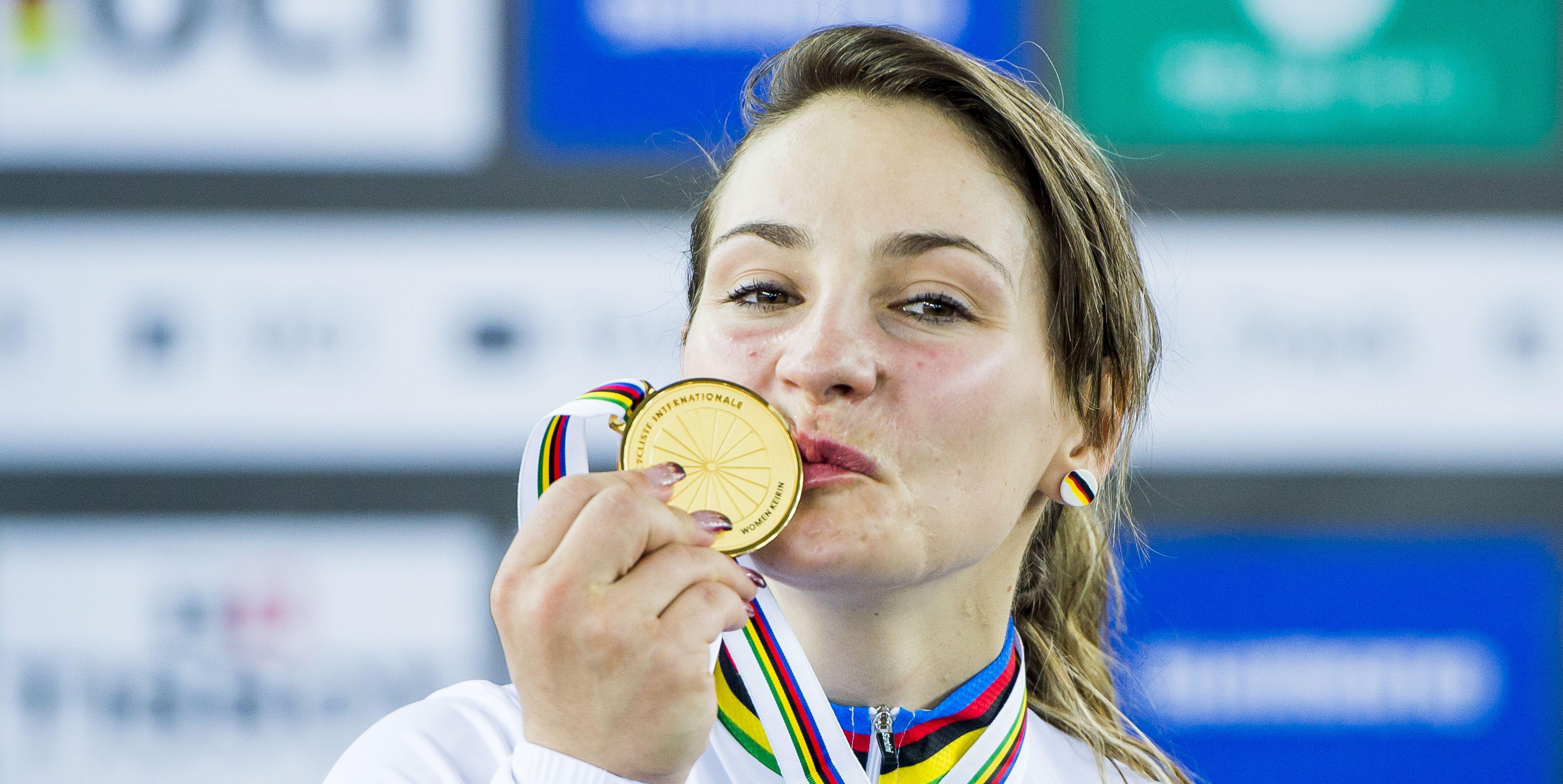 Kristina Vogel Paralyzed In Bike Crash Olympic Cycling