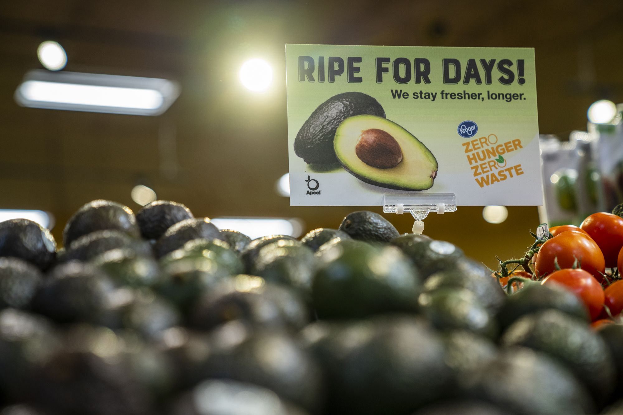 Kroger Is Starting To Sell Avocados That Stay Ripe For Way Longer Than Normal