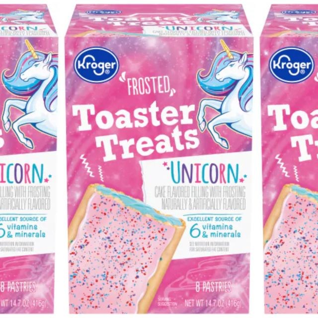 kroger unicorn frosted toasted treats