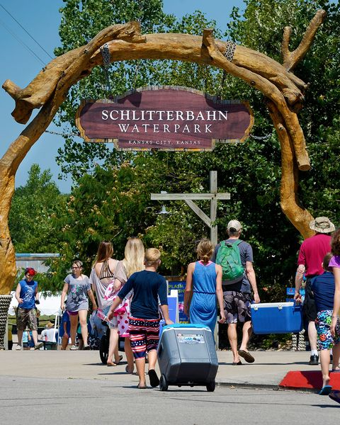 Kansas' Schlitterbahn park reopens without water slide where boy lost his life