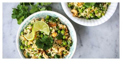 gezonde, eiwitrijke salades die héél goed verzadigen