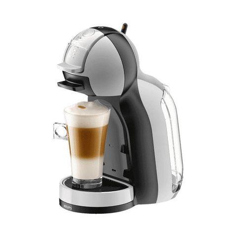 krups nescafé dolce gusto mini me grijs koffiezetapparaat koffiemachine