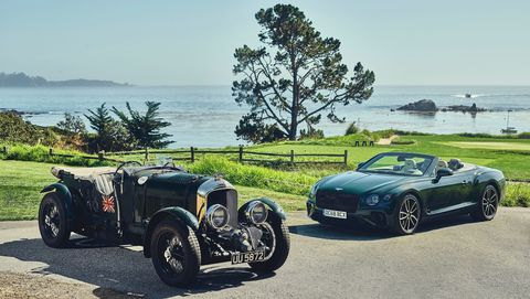 How Historic Bentleys Inform the Modern Company's Approach