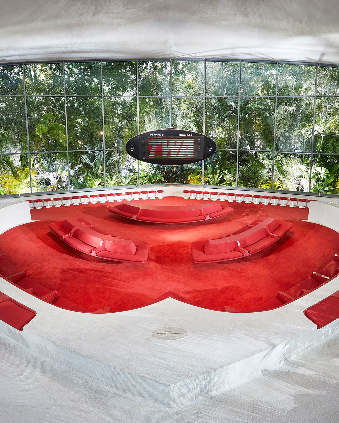 The TWA Flight Terminal is set to reopen this month as a hotel.