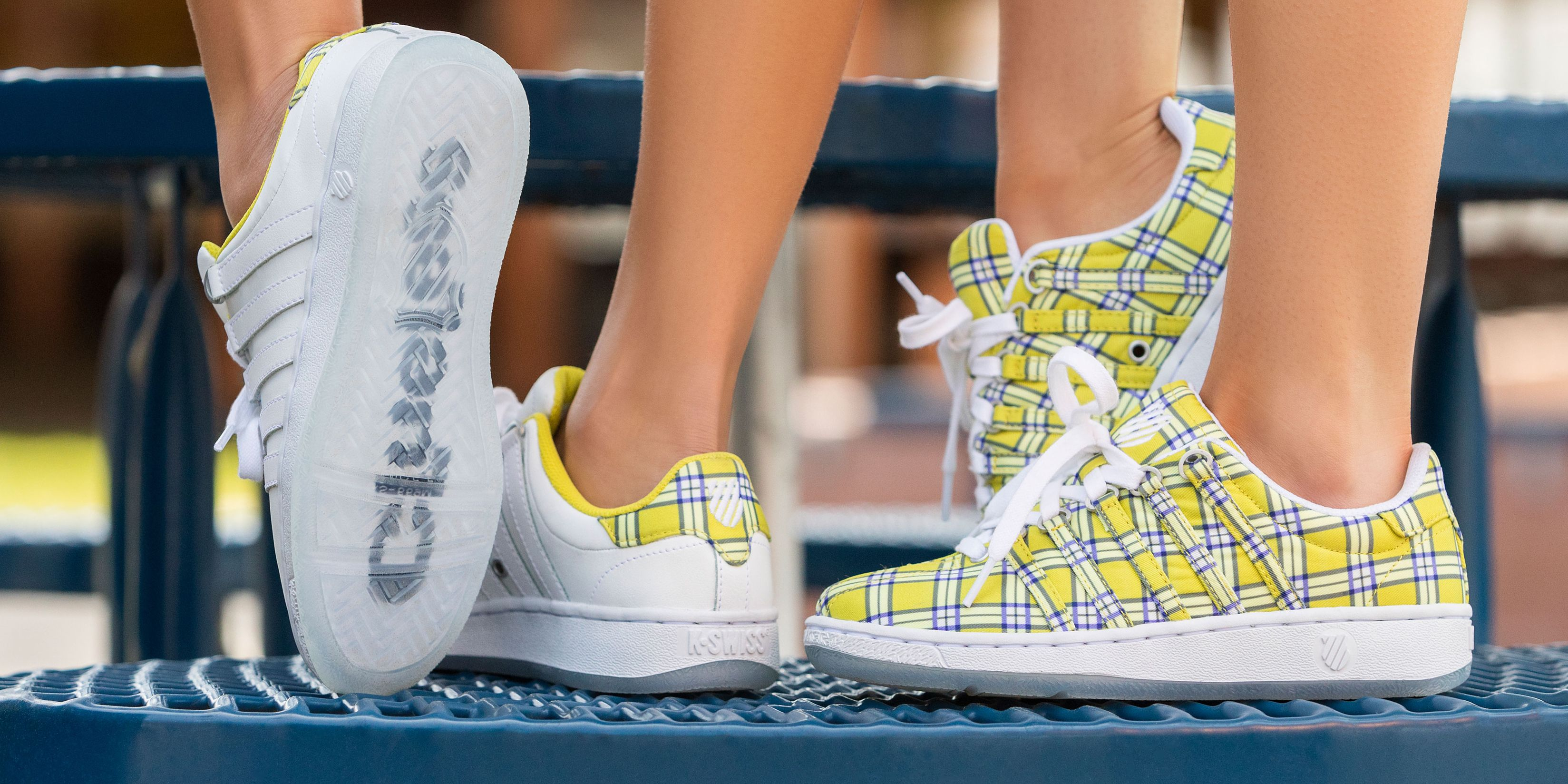 K-Swiss and 'Clueless' Are Teaming Up